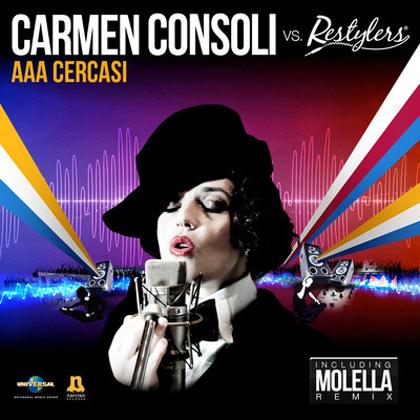 AAA Cercasi (Carmen Consoli vs. Restylers) [Molella Remix]