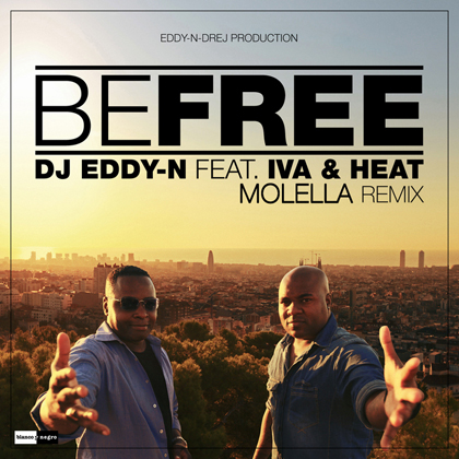 Be Free (ft. IVA & Heat) [Molella Remix]